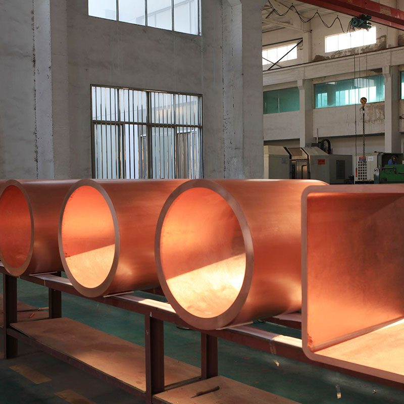 Copper Mould Tube & Plate